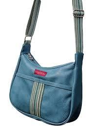amazon com bungalow 360 original vegan leather striped hobo bag