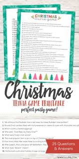 Dinner Party Question Games - best 25 christmas trivia games ideas on pinterest christmas