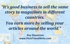 earn more sell your travel articles around the world