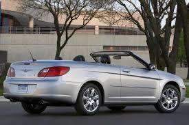 2004 Chrysler Sebring Convertible Interior Used 2010 Chrysler Sebring For Sale Pricing U0026 Features Edmunds