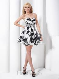 black and white dresses dreamy black white summer party dresses designers