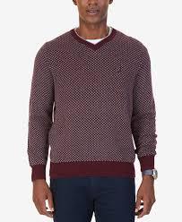 maroon sweaters s birdseye jacquard sweater sweaters macy s