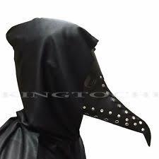 Black Mask Halloween Costume Black Mask Ebay