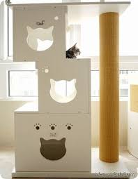 Free Diy Cat Tree Plans by Best 25 Cat Tree Plans Ideas On Pinterest Cat Tower Plans Cat