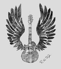guitar wings by sergioros on deviantart
