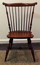 High Back Windsor Armchair Cherry Windsor Chair Ebay