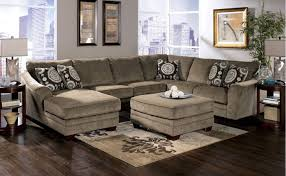 large sectional sofa with ottoman furniture the reasons why choosing oversized sectionals sofas