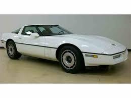 85 corvette for sale 1985 chevrolet corvette for sale on classiccars com 24 available