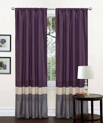 Yellow And Purple Curtains Grey And Purple Curtains Patterned Grey And Purple Country