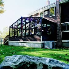 aluminum glass cathedral roof sunroom