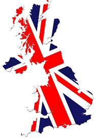 Britain Blank Map by Blank Map Of Great Britain Clip Art Library