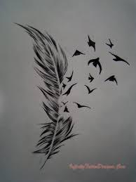 feather on foot tattoo feather u0026 birds by ephygenia inked pinterest feather bird