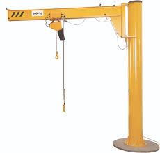 free standing jib crane operation u0026 maintenance services s