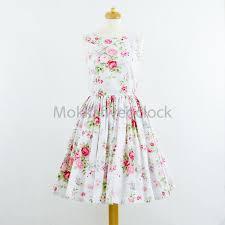bridesmaid dress english garden dress floral dress cotton dress