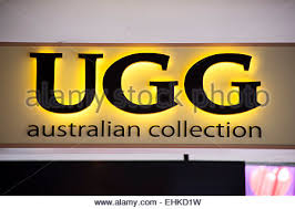 uggs sale sydney australia detail of the ugg australia store in sydney australia stock photo