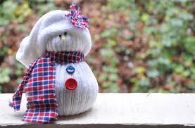 Diy Sock Snowman Diy No Sew Sock Snowman So Creative Things Creative Things
