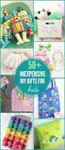 inexpensive diy gift ideas