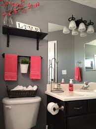 bathrooms accessories ideas best image of black white gray and yellow bathroom decor bathroom