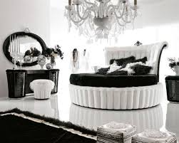 Black And White Bedroom With Wood Furniture Beautiful Black And White Bedroom Furniture Pictures