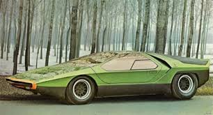 bomb castle concept cars of the 1960s