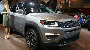 jeep canada 2017 all new 2017 jeep compass 4x4 limited and trailhawk chicago auto