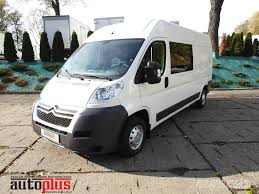 citroen usa used citroën jumper van doublecabin 9 seats a c panel vans year
