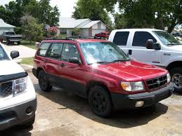 old subaru forester brad1134 1999 subaru forester specs photos modification info at