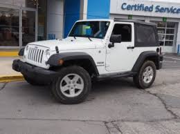 jeep rubicon white 2017 used 2017 jeep wrangler for sale 256 used 2017 wrangler listings