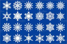 snowflake patterns 29 free psd vector eps ai formats