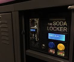 locker siege social the soda locker vending machine