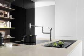 new kitchen faucets new kitchen faucet rotates 360 degrees improving modern kitchen