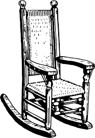 Grandma In Rocking Chair Clipart Rocking Chair Clipart