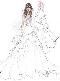 106 best wedding dress images on pinterest fashion illustrations