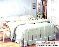 Paint Metal Bed Frame Bed Frame Painting Iron Bed Frame Wrought Bare Look