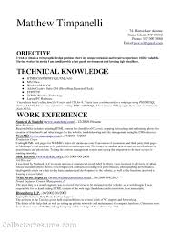 Successful Resume Samples by Examples Of Resumes Social Work Resume Templates With For 81