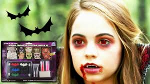 Halloween Eye Makeup Kits by Glow In The Dark Horror Halloween Makeup Kit Triple7deals