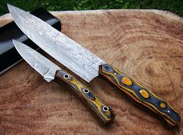 handmade kitchen knives for sale damascus steel kitchen knives bloomingcactus me