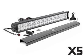 30 inch led light bar 30 in cree led light bar x5 series 76930 rough country