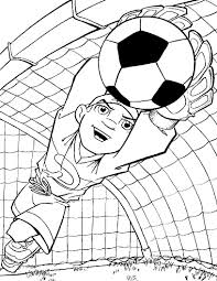 Free Printable Soccer Coloring Pages For Kids Soccer Coloring Page