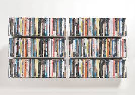 dvd shelves dvd shelving unit by teebooks teebooks