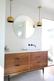 bathroom decorating ideas for bathrooms mid century vanity
