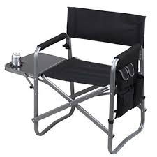 Folding Metal Outdoor Chairs Folding Metal Directors Chairs Extra Heavy Duty Short Outdoor