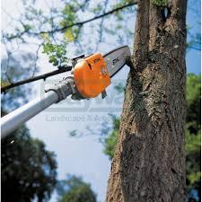 stihl stihl ht pole pruner attachment without shaft stihl from
