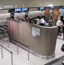 Heathrow Terminal 3 Information Desk Review Ba First Class Lhr Las On 747 400 Insideflyer Uk
