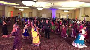 indian weddings in st louis 600 guest garba in st louis dj prashant indian wedding dj in
