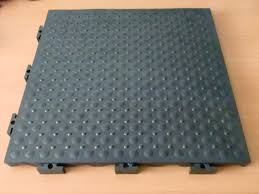 vinyl aerobic cushion tile flooring