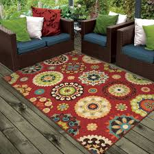 12x12 Outdoor Rug Indoor Outdoor Square Rugs Patio Grass Carpet 4 Things To