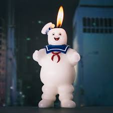 Stay Puft Marshmallow Man Meme - stay puft candle firebox