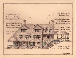 historic colonial house plans house plans