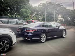 hang xe lexus tai viet nam bóng hồng tại triển lãm ôtô việt nam 2017 ô tô zing vn